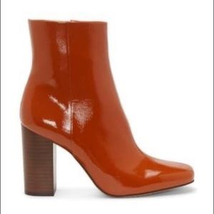 Vince Camuto Square Toe Booties